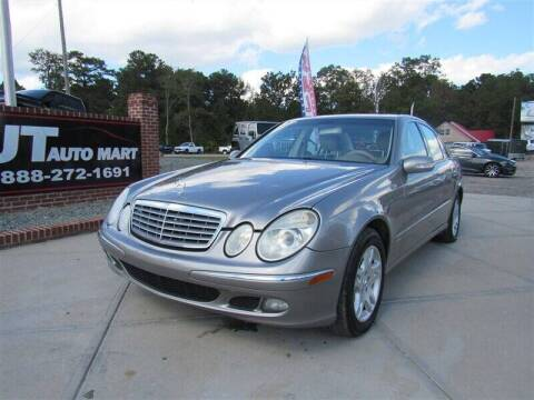 2005 Mercedes-Benz E-Class for sale at J T Auto Group in Sanford NC