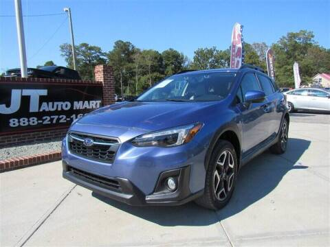 2019 Subaru Crosstrek for sale at J T Auto Group in Sanford NC