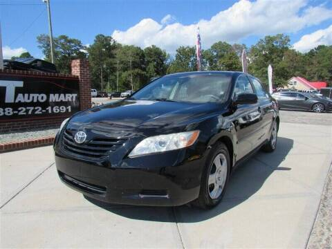 2009 Toyota Camry for sale at J T Auto Group in Sanford NC