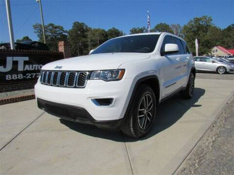 2018 Jeep Grand Cherokee for sale at J T Auto Group in Sanford NC