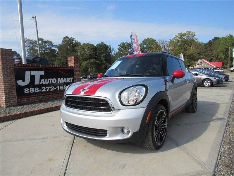 2015 MINI Paceman for sale at J T Auto Group in Sanford NC