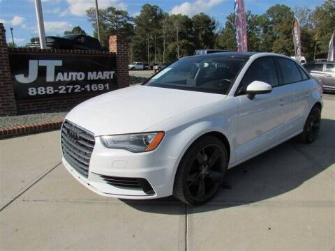 2015 Audi A3 for sale at J T Auto Group in Sanford NC