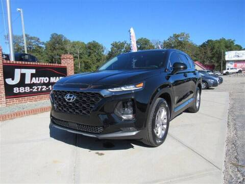 2019 Hyundai Santa Fe for sale at J T Auto Group in Sanford NC