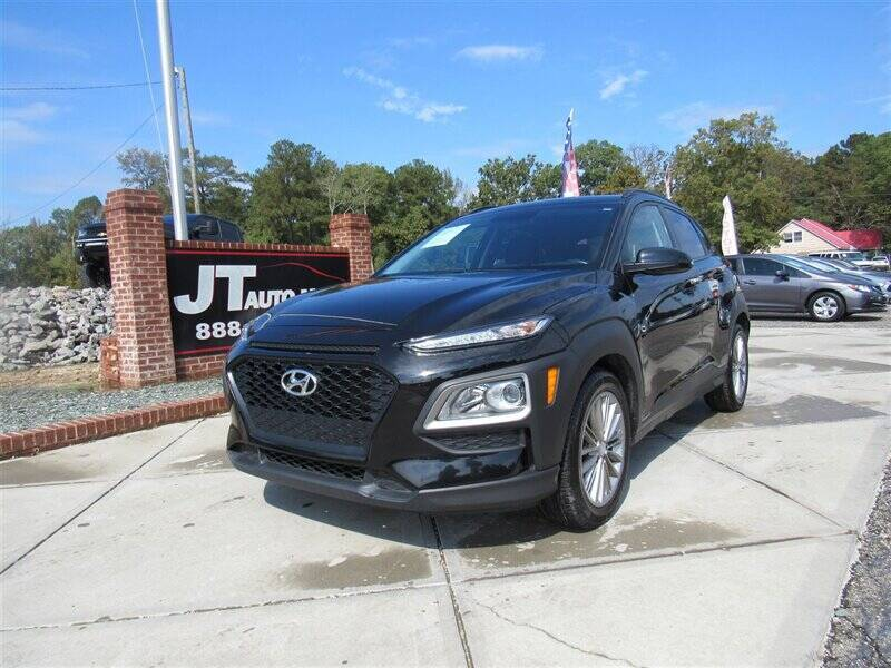 2018 Hyundai Kona for sale at J T Auto Group in Sanford NC
