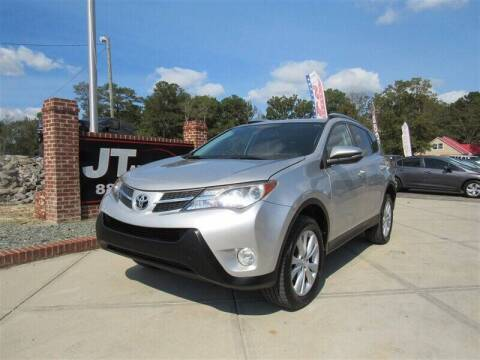2015 Toyota RAV4 for sale at J T Auto Group in Sanford NC