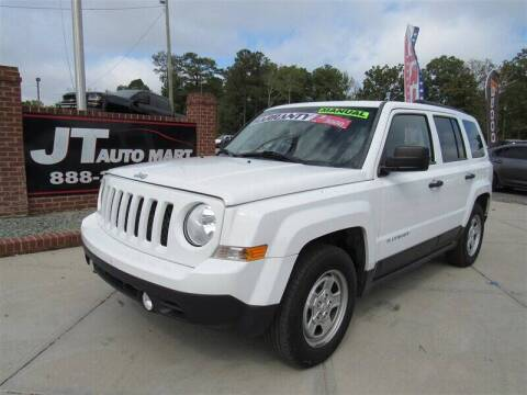 2015 Jeep Patriot for sale at J T Auto Group in Sanford NC