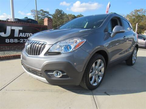 2014 Buick Encore for sale at J T Auto Group in Sanford NC