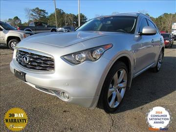 2011 Infiniti FX50 for sale in Sanford, NC