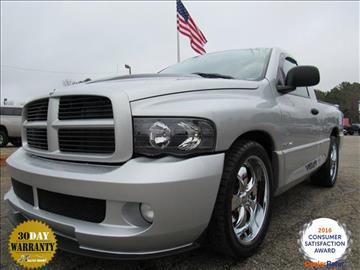 2004 Dodge Ram Pickup 1500 SRT-10 for sale in Sanford, NC
