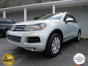 2012 Volkswagen Touareg for sale in Sanford, NC