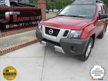 2012 Nissan Xterra for sale in Sanford, NC