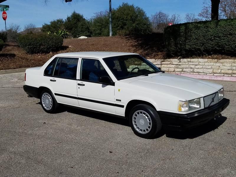 1993 Volvo 940 4dr Sedan - Austin TX