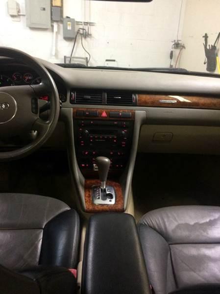 2002 Audi A6 AWD 3.0 quattro 4dr Sedan - Canfield OH