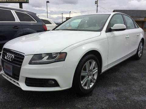 2011 Audi A4 for sale at Maroun's Motors, Inc in Boardman OH