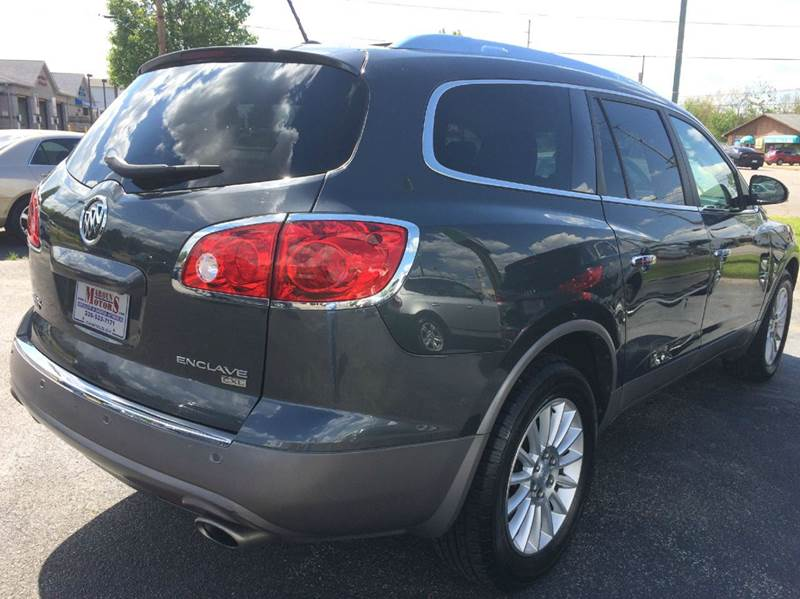 2011 Buick Enclave CXL 1 AWD 4dr Crossover w/1XL - Canfield OH