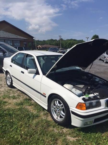 1998 BMW 3 Series 328i 4dr Sedan - Canfield OH