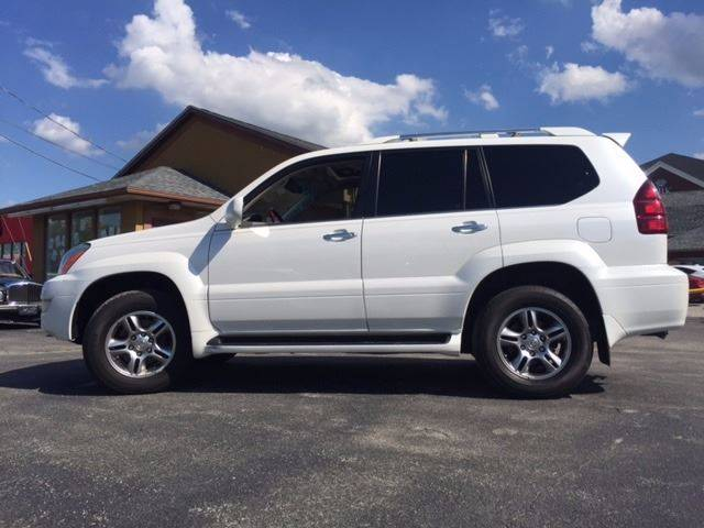 2008 Lexus GX 470 AWD 4dr SUV - Canfield OH