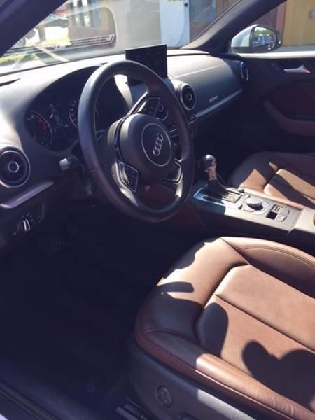 2015 Audi A3 AWD 2.0T quattro Premium 4dr Sedan - Canfield OH