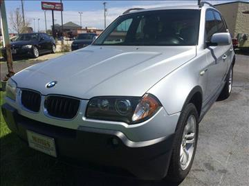 2005 BMW X3 for sale in Canfield, OH