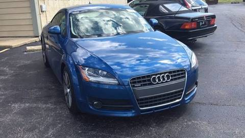 2009 Audi TT for sale in Canfield, OH