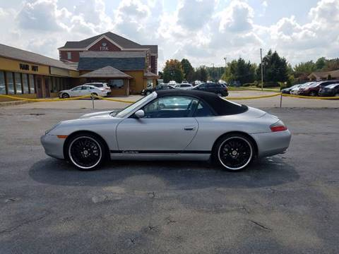 2000 Porsche 911 for sale in Canfield, OH