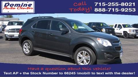 2014 Chevrolet Equinox for sale in Loyal, WI