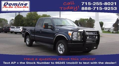 2012 Ford F-250 Super Duty for sale in Loyal, WI