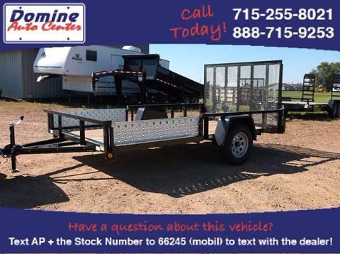 2018 Quality Steel 82x14 2990# Side Ramp AN SA