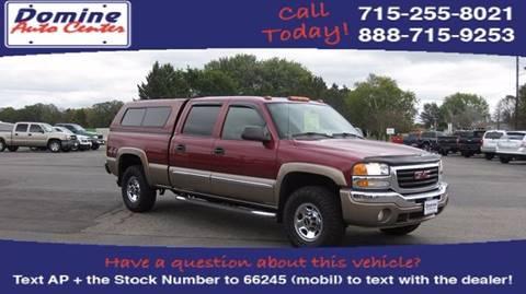 2006 GMC Sierra 1500HD for sale in Loyal, WI