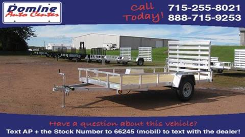 2018 Quality Steel 62x12 2990# Aluminum Landscape for sale in Loyal, WI