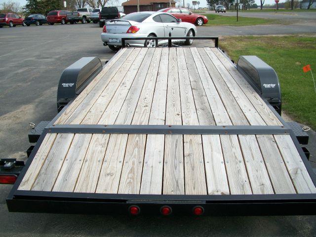 2014 Quality Steel Car Hauler 7000# Tandem 18ft #  - Loyal WI