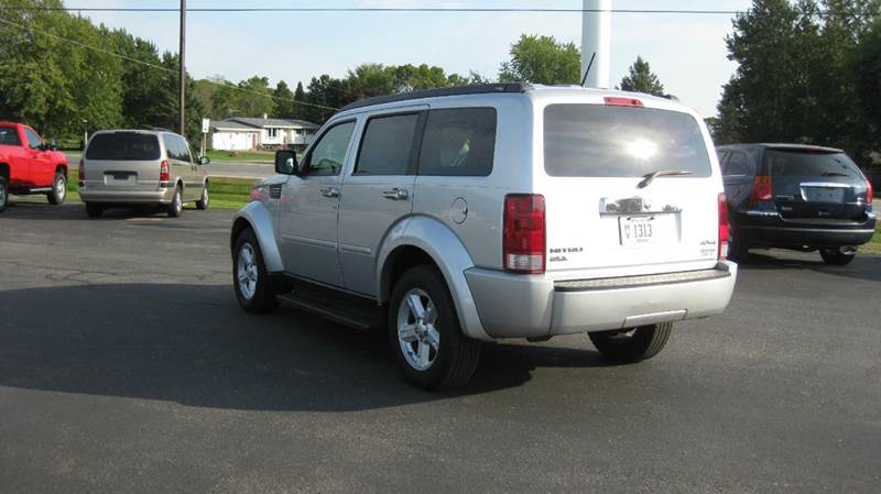 2007 Dodge Nitro 4WD SLT 4dr SUV - Loyal WI