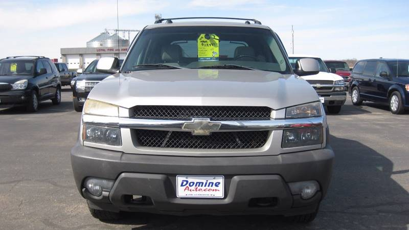 2005 Chevrolet Avalanche 4dr 1500 Z71 4WD Crew Cab SB - Loyal WI