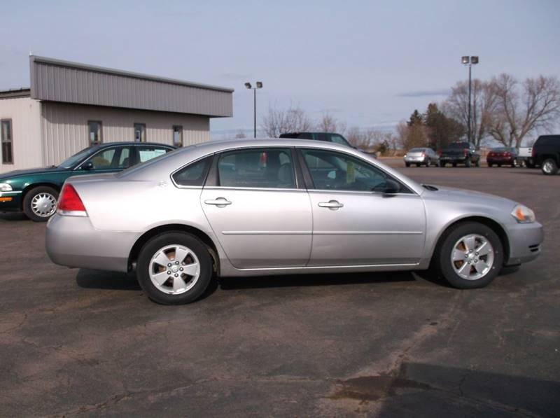 2007 Chevrolet Impala LT 4dr Sedan In Loyal WI - Domine Automotive ...