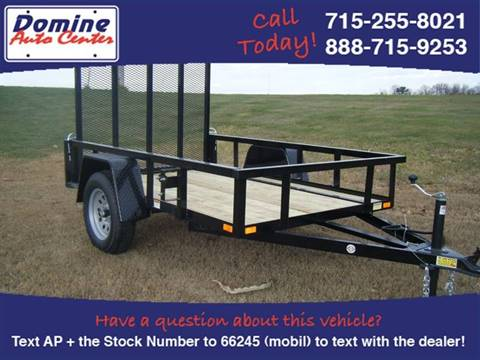 2018 Quality Steel x10 2990# Landscape Trailer for sale in Loyal, WI