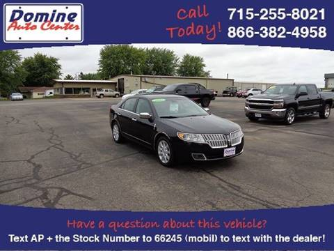 2011 Lincoln MKZ for sale in Loyal, WI