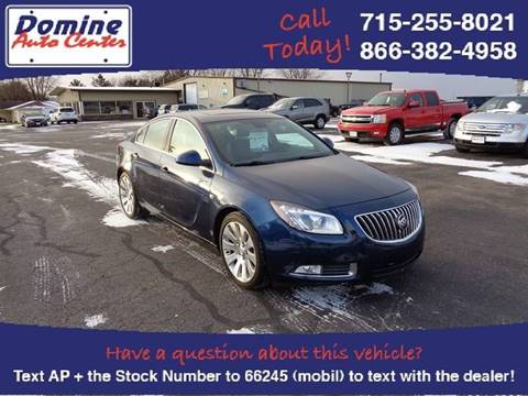 2011 Buick Regal for sale in Loyal, WI