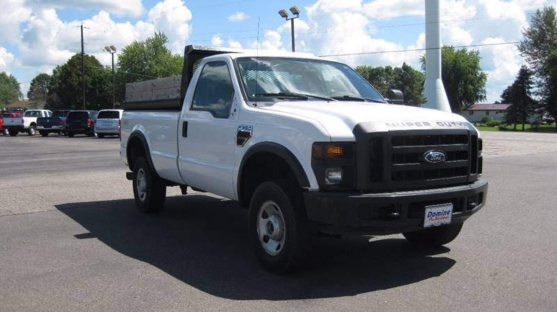 2008 Ford F-350 Super Duty XL 2dr Regular Cab 4x4 LB - Loyal WI