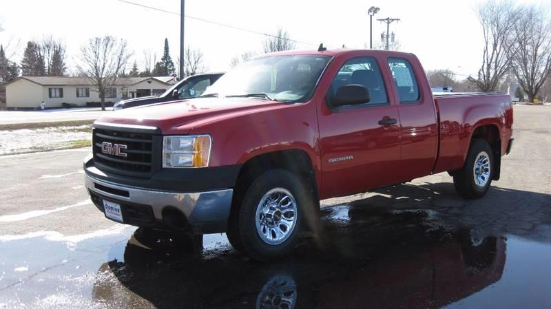 2010 GMC Sierra 1500 4x4 Work Truck 4dr Extended Cab 6.5 ft. SB - Loyal WI