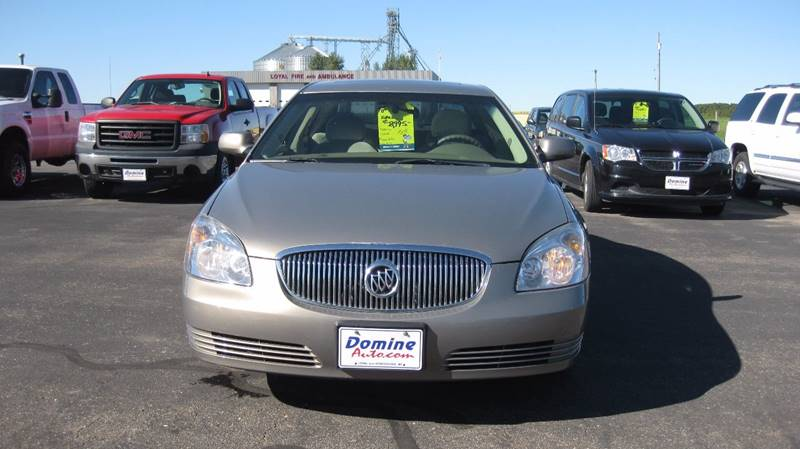 2006 Buick Lucerne CX 4dr Sedan - Loyal WI