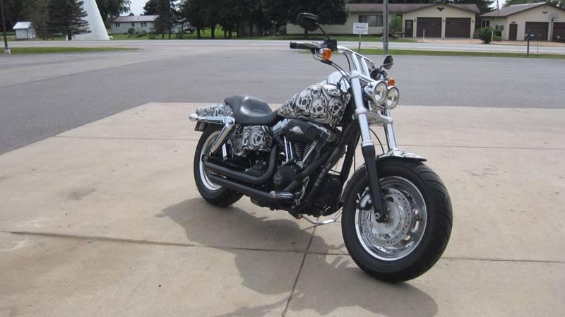 2012 Harley-Davidson FXDF Fat Bob Dyna  - Loyal WI