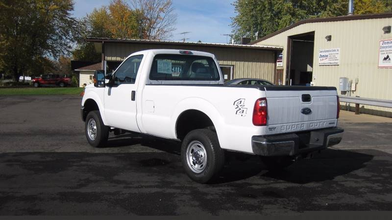 2015 Ford F-250 Super Duty 4x4 XL 2dr Regular Cab 8 ft. LB Pickup - Loyal WI