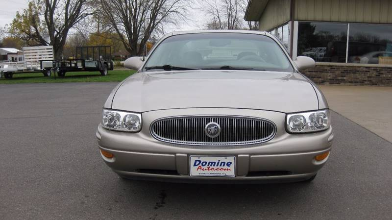 2002 Buick LeSabre Custom 4dr Sedan - Loyal WI
