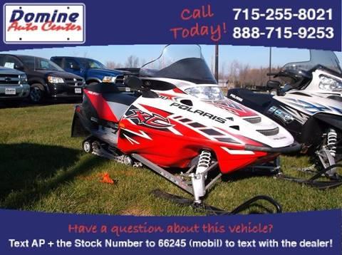 2005 Polaris RMK XCSP 700 Snowmobile