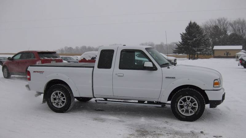 2011 Ford Ranger 4x4 Sport 4dr SuperCab - Loyal WI