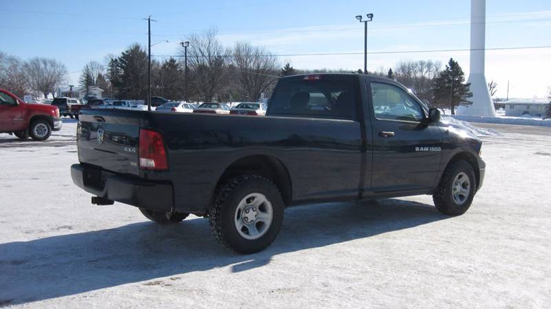 2012 RAM Ram Pickup 1500 4x4 ST 2dr Regular Cab 8 ft. LB Pickup - Loyal WI