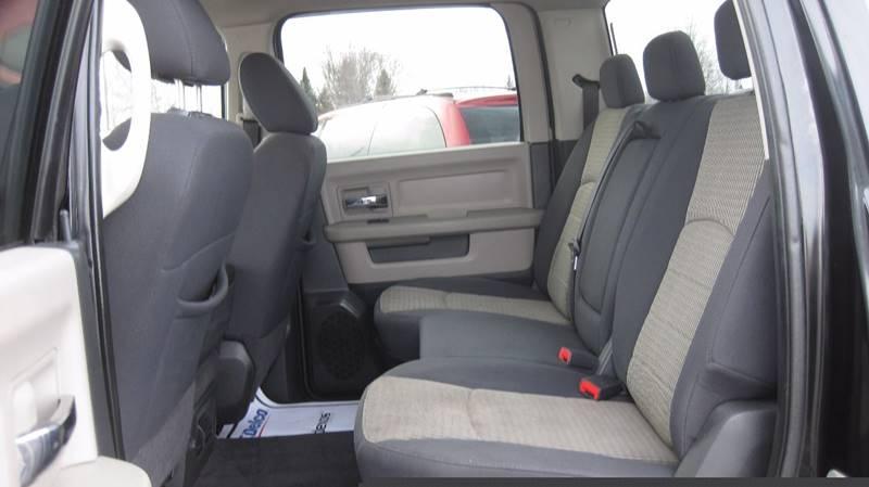 2010 Dodge Ram Pickup 1500 4x4 TRX4 Off Road 4dr Crew Cab 5.5 ft. SB Pickup - Loyal WI