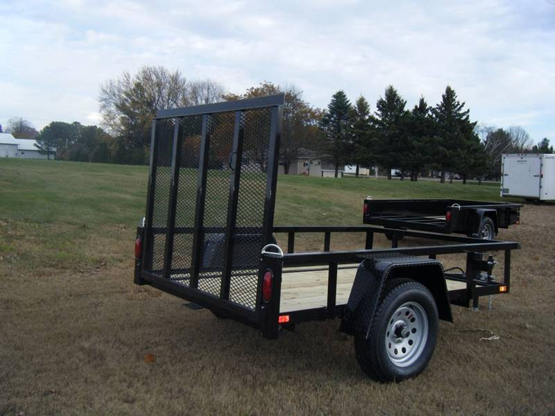 2017 Quality Steel 5X8 2990# Landscape Trailer #479 - Loyal WI