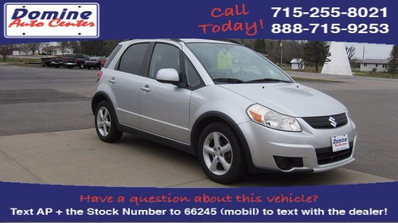 2007 Suzuki SX4 Crossover AWD 4dr Crossover 5M - Loyal WI