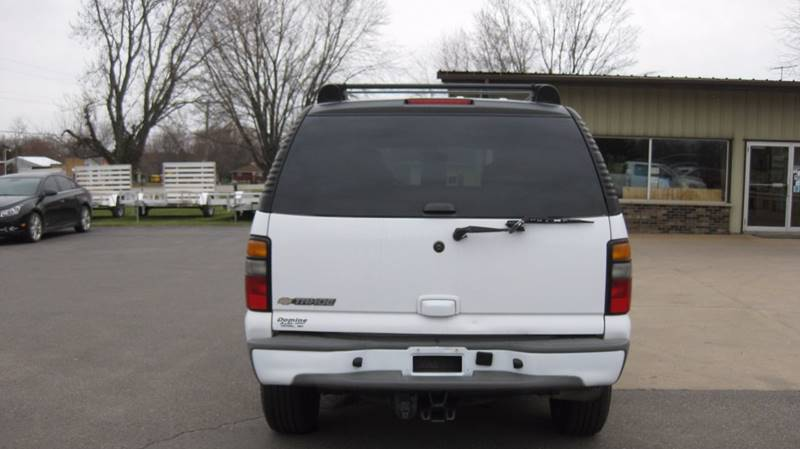 2006 Chevrolet Tahoe Z71 4dr SUV 4WD - Loyal WI